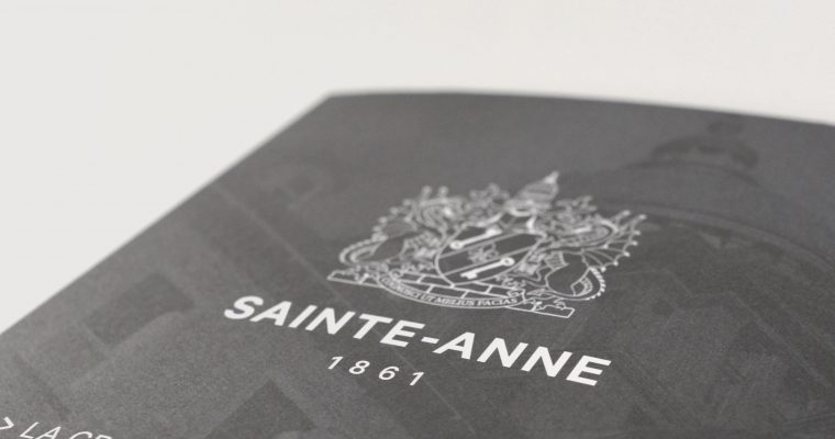 Direction Sainte-Anne